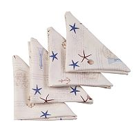 Avanti Antigua 4-pc. Napkin Set