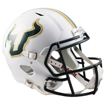 Riddell South Florida Bulls Revolution Speed Replica Helmet
