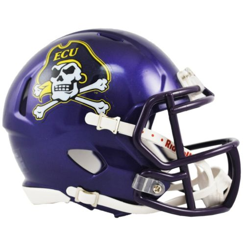 Riddell East Carolina Pirates Revolution Speed Mini Replica Helmet