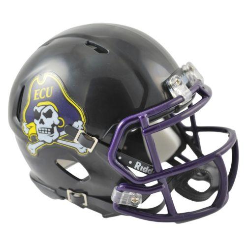 Riddell East Carolina Pirates Revolution Speed Replica Helmet