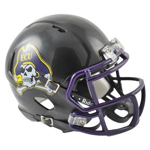 Riddell East Carolina Pirates Revolution Speed Replica Helmet