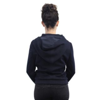 Women's Coffee Shop Asymmetrical Hoodie
