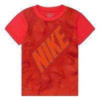 Boys 4-7 Nike Dri-FIT Tee