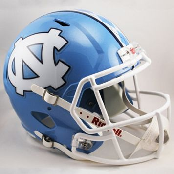 Riddell North Carolina Tar Heels Revolution Speed Replica Helmet