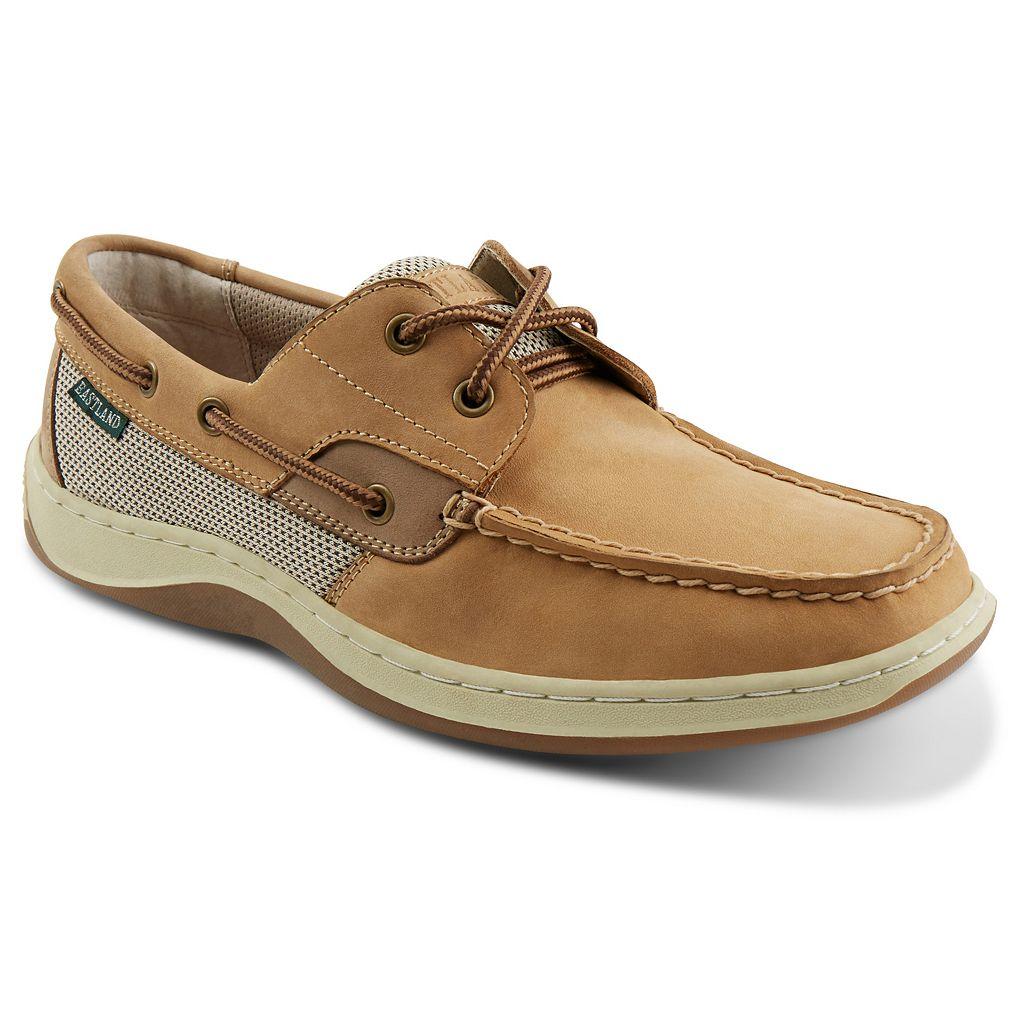 Eastland Solstice Men's Oxford Boat Shoes