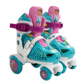 Disney's Doc McStuffins Kids Big Wheel Skates by Playwheels