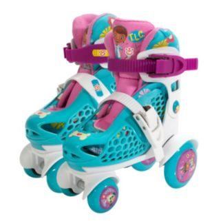 Disney's Doc McStuffins Kids Big Wheel Skates by Playwheels