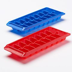 Farberware 2 pc Ice Cube Tray Set