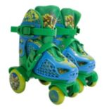 Kids Teenage Mutant Ninja Turtles Big Wheel Skates by Playwheels
