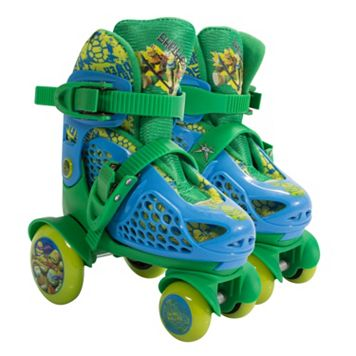 Kids Teenage Mutant Ninja Turtles Big Wheel Skates by Playwheels