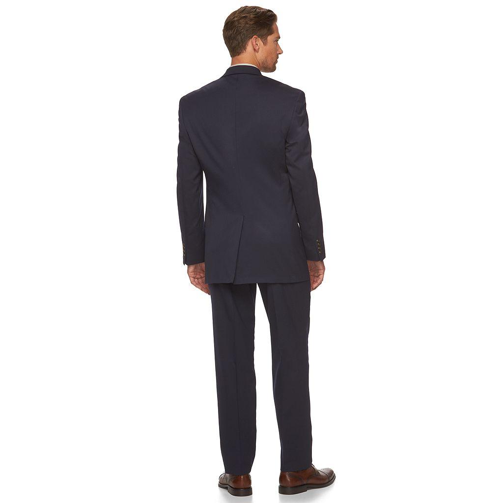 Men's Chaps Classic-Fit Wool-Blend Performance Suit Jacket