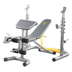 Gold's Gym XRS 20 Deluxe Weight Bench