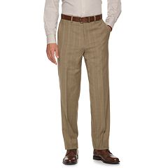 Men's Chaps Classic-Fit Wool-Blend Performance Suit Pants