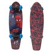 Kids Marvel Ultimate Spiderman 21 in Complete Skateboard by Playwheels