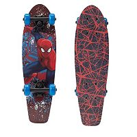 Kids Marvel Ultimate Spiderman 21-in. Complete Skateboard by Playwheels