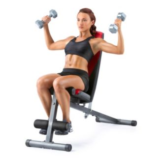 Weider 255 L Dumbbell Weight Bench