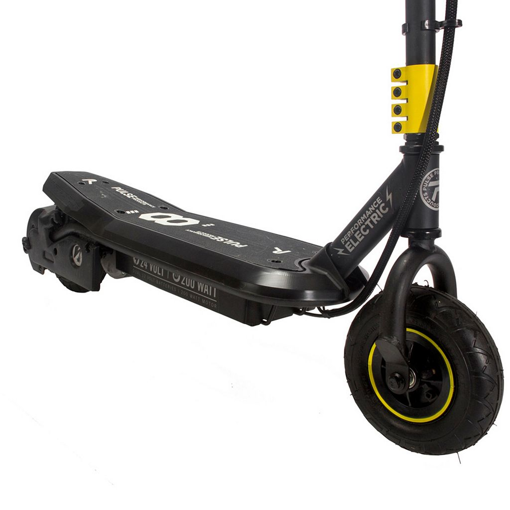 Youth / Adult Pulse Performance Products Sonic XL Electric Scooter