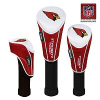McArthur Arizona Cardinals 3-Piece Golf Club Headcover Set
