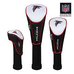 McArthur Atlanta Falcons 3-Piece Golf Club Headcover Set