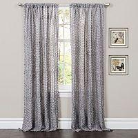 Lush Decor Rosina Window Curtain - 52'' x 84''