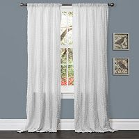 Lush Decor Rosina Window Curtain - 52'' x 84''