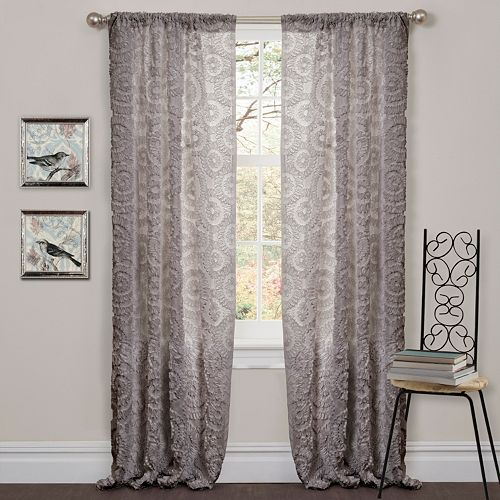 Lush Decor Stella Window Curtain - 54'' x 84''