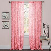 Lush Decor Stella Window Curtain - 54'' x 84''
