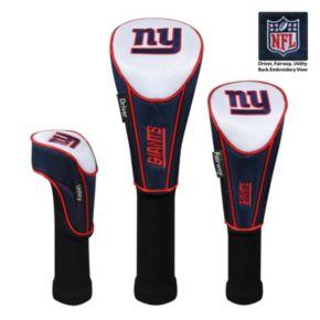 McArthur New York Giants 3-Piece Golf Club Headcover Set