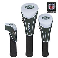 McArthur New York Jets 3-Piece Golf Club Headcover Set