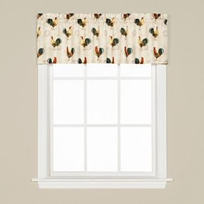 Saturday Knight, Ltd.  Tuscan Morning Window Valance - 57'' x 13''