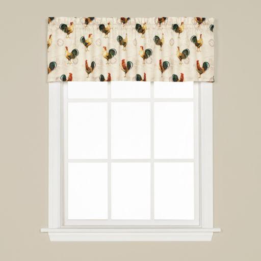 Saturday Knight, Ltd.  Tuscan Morning Window Valance - 57'' x 13''