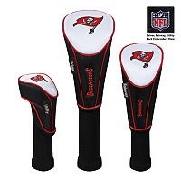McArthur Tampa Bay Buccaneers 3-Piece Golf Club Headcover Set