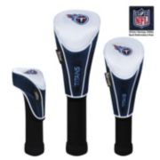 McArthur Tennessee Titans 3-Piece Golf Club Headcover Set