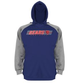 Big & Tall Chicago Bears Raglan Hoodie