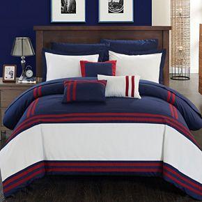 Chic Home Zarah 10-piece Oversized Bedding Set