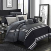 Chic Home Zarah 10-piece Oversized Bedding Set