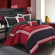 Chic Home Zarah 10 pc Oversized Bedding Set