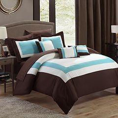 Chic Home Duke 10-piece Bed Set