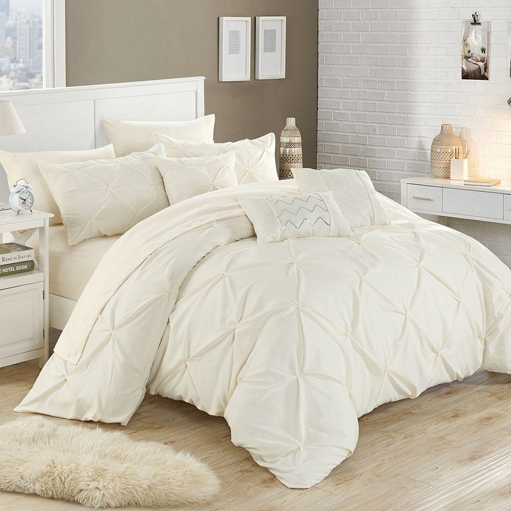 home hannah piece bedding set - chic home hannah piece bedding set