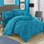 Chic Home Hannah 10-piece Bedding Set