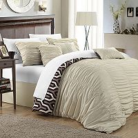 Chic Home Lessie 7-piece Bed Set
