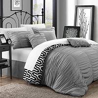 Chic Home Lessie 7-piece Bed Set