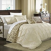 Chic Home 7-piece Trenton Oversized Comforter Set
