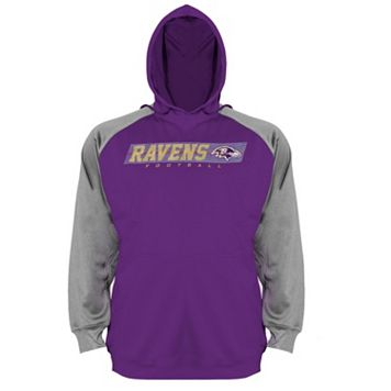 Big & Tall Baltimore Ravens Raglan Hoodie