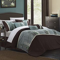 Chic Home Evan 12-piece Oversized Bed Set