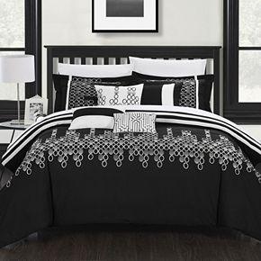 Chic Home Lauren 12-piece Oversized Bed Set