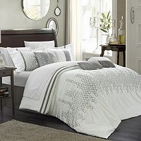 Chic Home Lauren 12-piece Oversized Bed Set