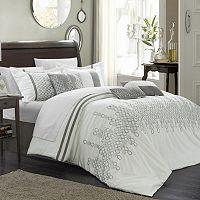 Chic Home Lauren 12 pc Oversized Bed Set