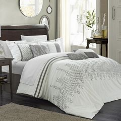 Chic Home Lauren 12 pc Oversized Bed Set