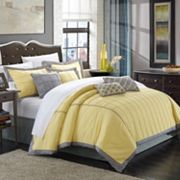 Chic Home Rhodes 8 pc Bed Set